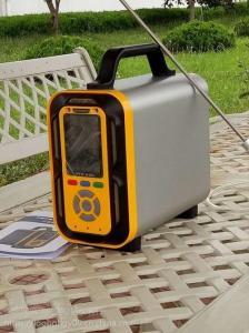 带采样探杆LB-MT6X泵吸式有毒有害气体检测仪 产品图片