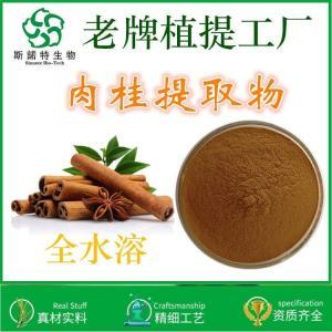肉桂提取物 食品级原料粉