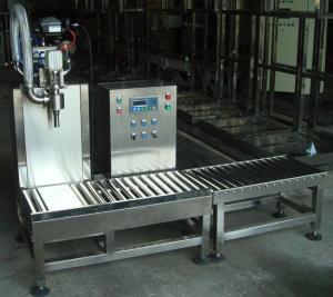 84消毒液自动灌装机