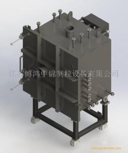氨基酸低温脉冲真空干燥机 方形真空干燥箱 乌蛇提取物脉冲真空干燥机
