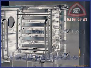 枸杞提取物低温脉冲真空干燥机 方形真空干燥箱 中药浸膏脉冲真空干燥机