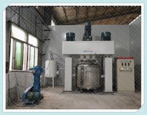 1100L强力分散机 产品图片
