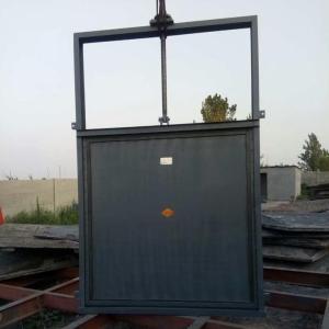 不锈钢闸门启闭机