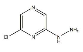 2-肼基-6-氯吡嗪  CAS号:63286-29-3