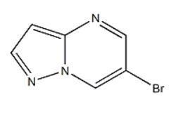 6-溴吡唑并[1,5-A]嘧啶   CAS号:705263-10-1