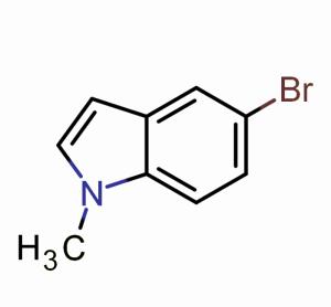 5-溴-1-甲基吲哚 CAS号:10075-52-2 现货优势供应 科研产品