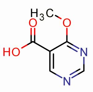 4-甲氧基嘧啶-5-甲酸 CAS号:72411-89-3 现货优势供应 科研产品