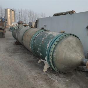 2效4体强制循环蒸发器 316L二手蒸发器
