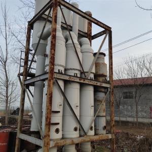 9成新多效强制循环蒸发器 二手外循环降膜蒸发器