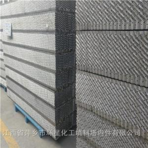 陕西洗苯塔SM250Y型不锈钢孔板波纹填料316L金属波纹规整填料 产品图片