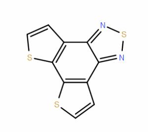 二噻吩并[3',2':3,4;2'',3'':5,6]苯并[1,2-c][1,2,5]噻二唑 CAS号:1256138-50-7 现货优势供应 科研产品