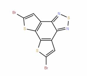 5,8-二溴二噻吩并[3',2':3,4;2'',3'':5,6]苯并[1,2-c][1,2,5]噻二唑 CAS号:1415761-37-3 现货优势供应 科研产品