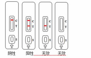 禽流感H7N9快速筛检检测卡(金标法)