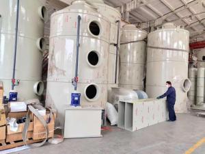 南通有机废气酸气处理设备