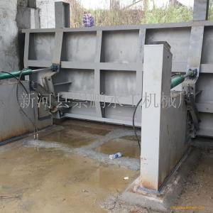 张家界钢坝门技术参数 液压坝与钢坝的优势