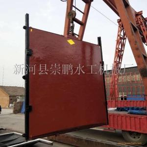 泵站3米×3米铸铁闸门价格