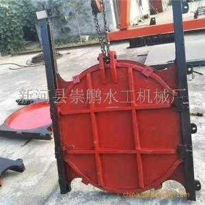 圆形铸铁镶铜闸门供应