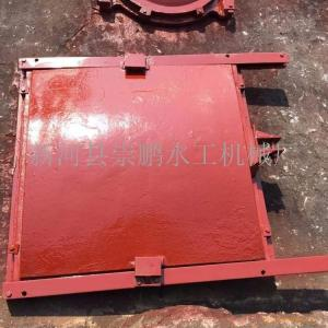 铸铁镶铜方形闸门重量