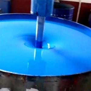 荣威 水性彩钢瓦专用漆 彩钢瓦翻新水漆 水性蓝色彩钢瓦底面合一翻新专用漆 不开裂 易施工