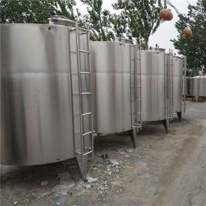 高价回收二手储罐 多种材质