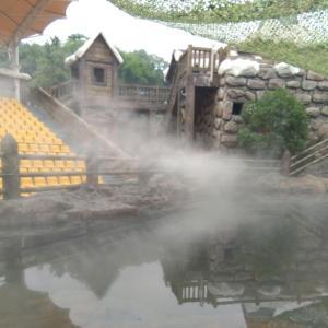 园林绿化景观喷雾系统