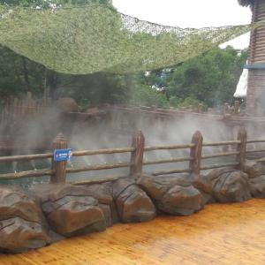 假山喷雾造景加湿器