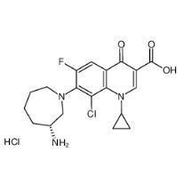 盐酸贝西沙星  CAS:405165-61-9  现货厂家 产品图片