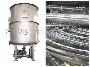 硼砂专用盘式干燥机,钛材真空圆盘干燥机,硼砂盘式干燥机