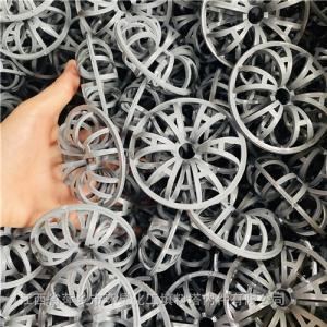 湖北氯碱项目CPVC填料花环φ95*37型号CPVC材质泰勒花环 产品图片