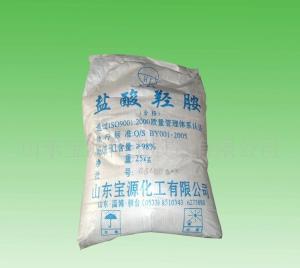 山东盐酸羟胺生产 产品图片