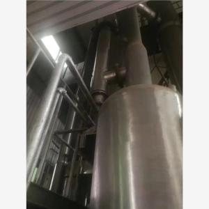 二手多效降膜蒸发器 产品图片