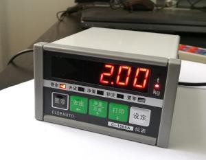 CI-1560A包装机上用称重仪表 称重显示器控制器