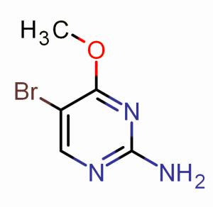2-氨基-4-甲氧基-5-溴嘧啶 CAS号:36082-45-8 现货优势供应 科研产品