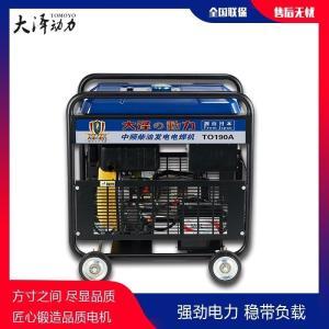 250A上海大泽管焊接电焊机