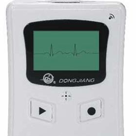 24小时动态心电图机是医院用来检测心肌梗塞的仪器 产品图片