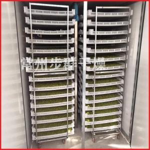 香辛料环保热风循环烘箱厂 热风循环烘箱价格 烘箱烘房定制 产品图片