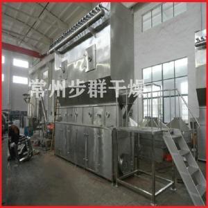 异麦芽酮糖沸腾干燥机 异麦芽酮糖卧式流化床烘干机 产品图片