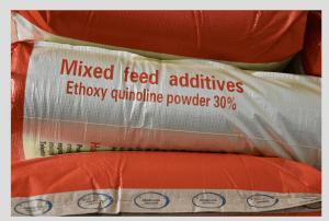 热销供应30%乙氧基喹啉粉剂 绿色饲料添加剂,药物饲料添加剂,饲料添加剂价格,饲料添加剂报价,猪用饲料添加剂,出提混合型 产品图片