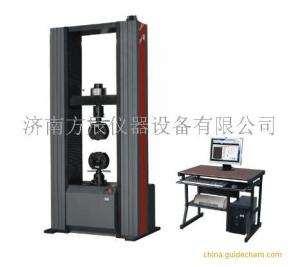 铝材 棒材 螺母 螺栓金属材料电子拉力试验机产品特点 产品图片