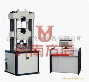 WAW-1000D微机电液伺服式拉力试验机主要类型