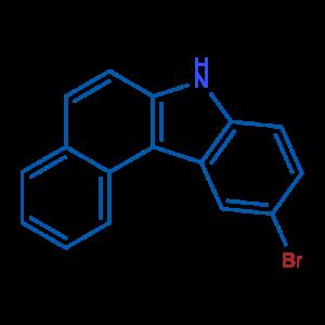 10-溴-7(H)-苯[c]并咔唑