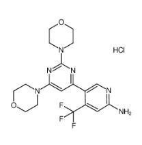 Buparlisib盐酸盐 Cas:1312445-63-8  产品图片