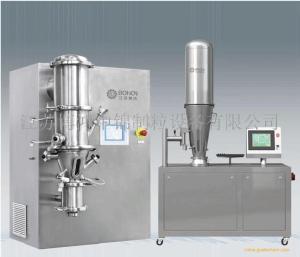 FPCG-3型过瘤胃赖氨酸底喷流化床包衣机,实验型多功能流化床 产品图片