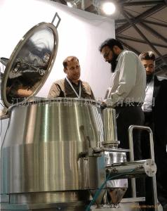 SMG-300型食品添加剂高效湿法混合制粒机,实验型湿法制粒机
