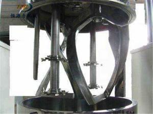 锂电池浆料5L实验双行星搅拌机