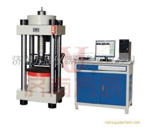YES-3000水泥混凝土压力试验机电动丝杠供应商