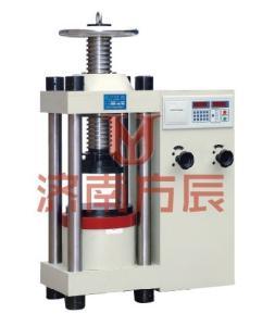 YAW-300B型全自动压力试验机质量保证