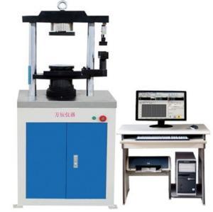 水泥、碳素材料电子压力试验机使用方法