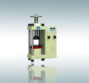 YAW-300B型全自动水泥胶砂抗压强度试验机类型介绍