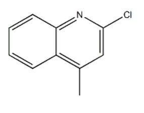 4-甲基-2-氯-喹啉   CAS号:634-47-9